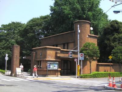東京大学の建物: 弐號舘